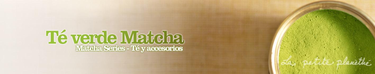 Té verde Matcha en Valencia