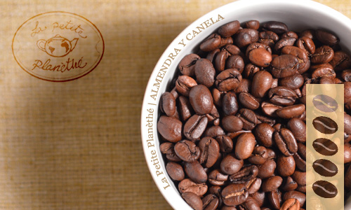 café aromatizado Almendra y Canela
