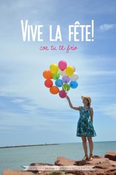 Ice Tea, Vive la Fête!