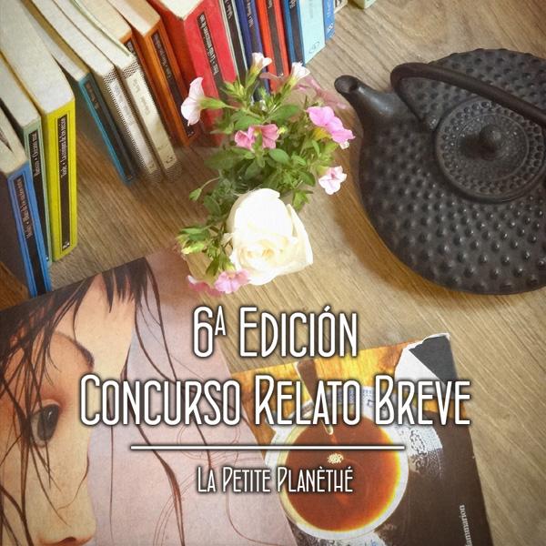 Concurso de Relato Breve 2016, 6º edición.