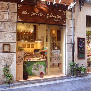 La Petite Planèthé, tienda de té a granel y café en grano