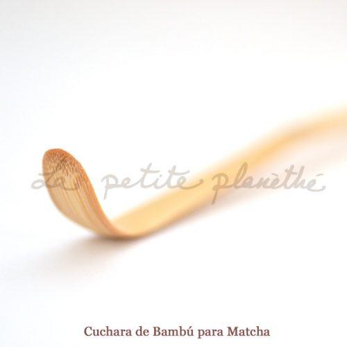 Cucharita para Matcha