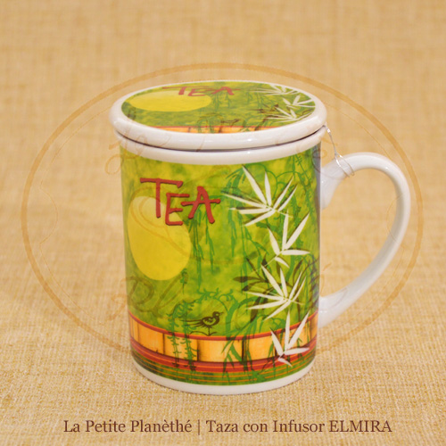 taza con infusor ELMIRA