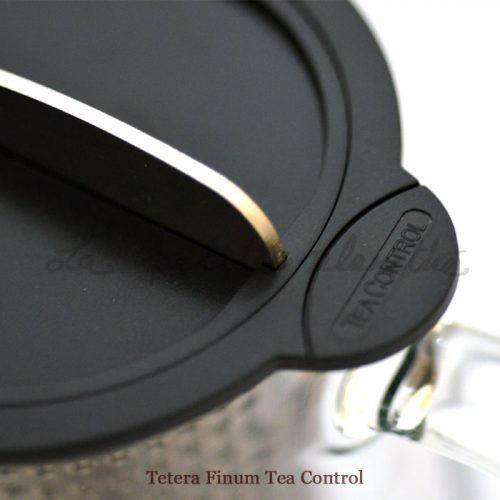 Tetera Finum Tea Control 400ml