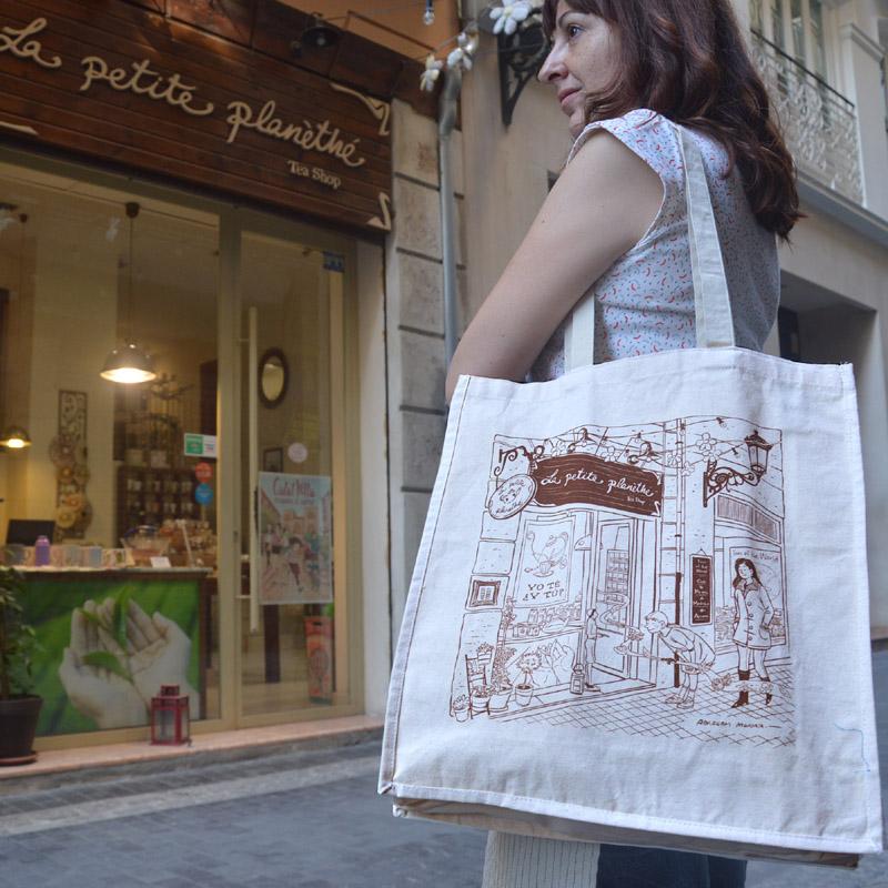 Tote Bag 2019 La Petite Planèthé